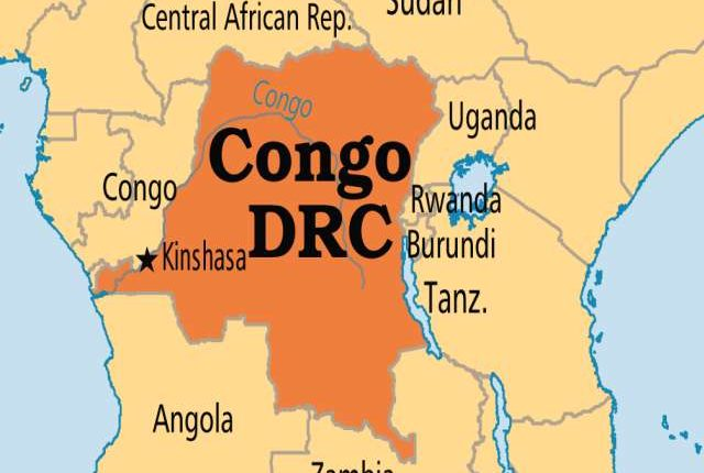 How to get to DR Congo